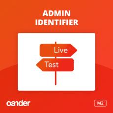Admin Identifier logó