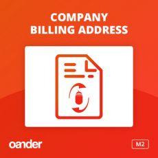Company Billing Address