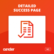 Oander Detailed Success Page