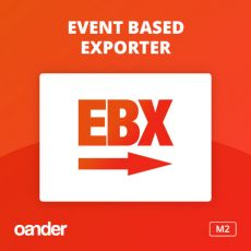 Event Based eXporter