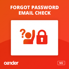 Forgot Password Email Check