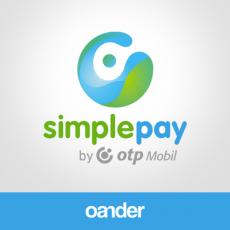 SimplePay mentett kártyás (One Click) fizetés